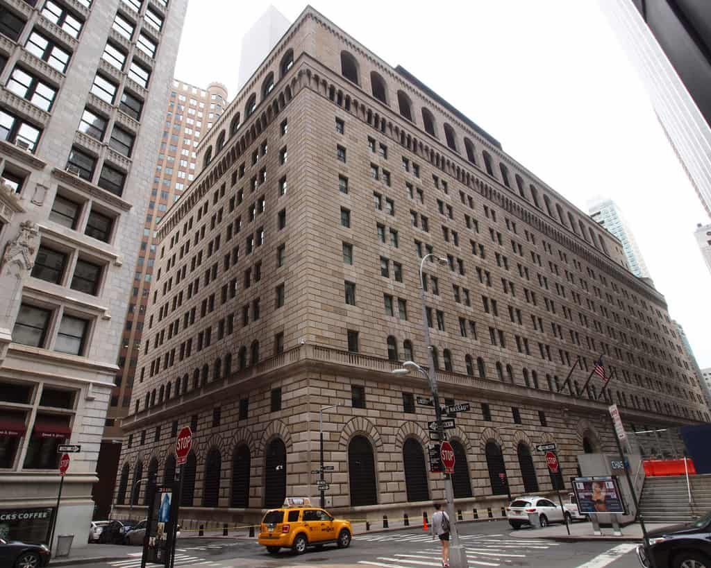 Federal Reserve Bank Of New York 1 Hour Tour