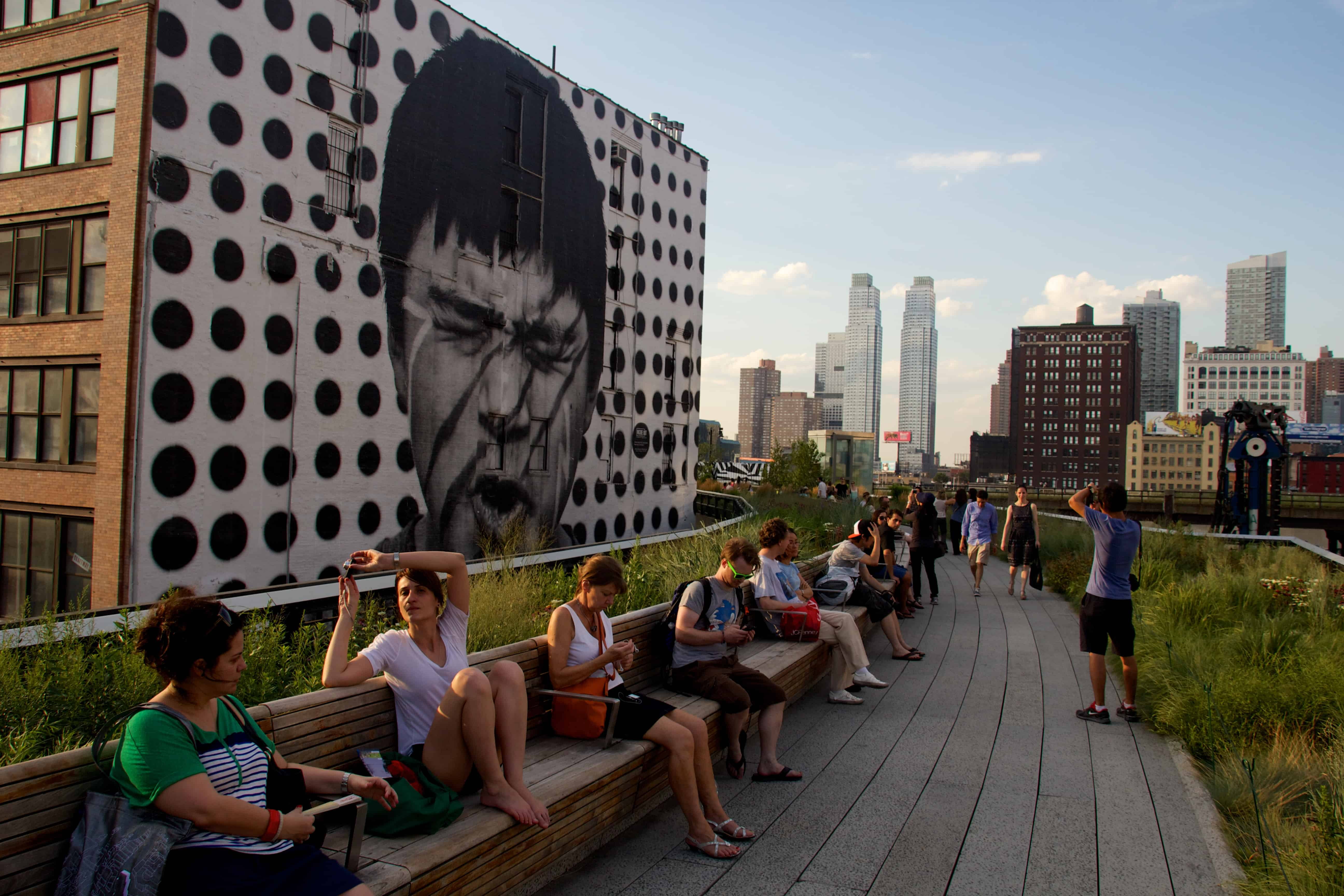 The High Line High Quality Tours