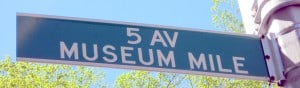 Museum_Mile_Sign